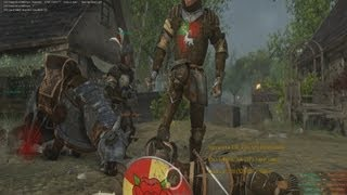 War of the Roses - Lance Murder and Badger Helmet Gameplay (PC)