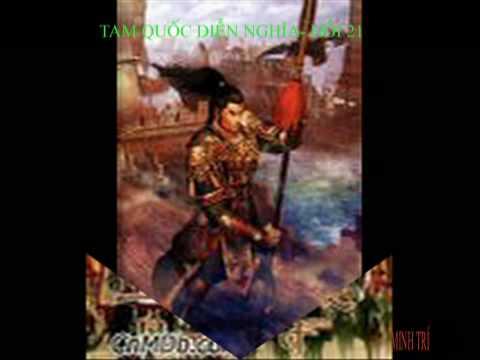 Tao Thao Uong Ruou Luan Anh Hung Tam Quoc