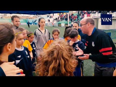 El inspirador discurso de un entrenador a sus pequeñas jugadoras tras una derrota
