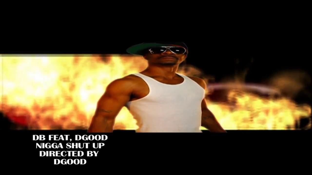 Download SHUT UP. feat,DGOOD official music video
