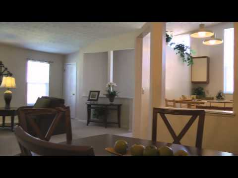 HD video tour of model apartment at Grand Bay Apartments in Brecksville Ohio