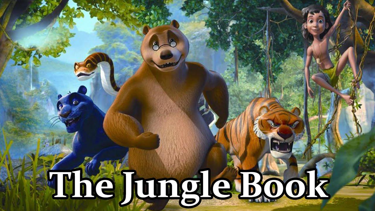 The Jungle Book Cartoon Song