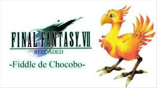 Fiddle de Chocobo (COVER guitarra)