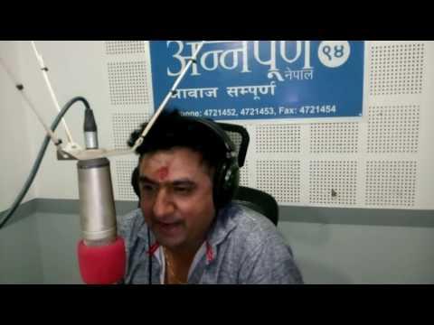 Radio program Indreni by chandramani gautam