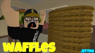 Waffles [ROBLOX Animation] ft. SeeDeng