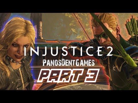 GREEN ARROW ΕΝΑΝΤΙΩΝ ΓΟΡΙΛΑ | Injustice 2 Gameplay Part 3