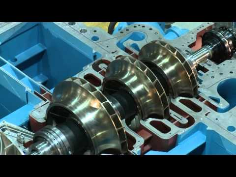 MAN SE 2011 MAN Diesel & Turbo Location Zurich / Production turbomachinery