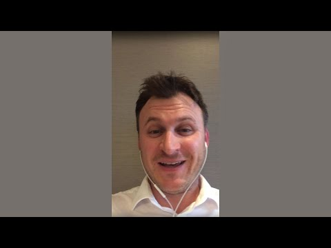 Testimonial by Joe Ellis, Global Head of Training & Change