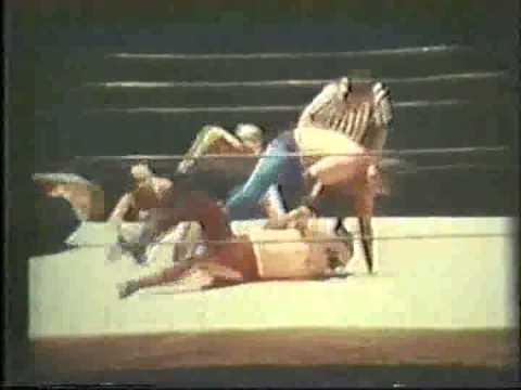 1970s Don Kent vs Steve Kovacs Memphis Wrestling Matches