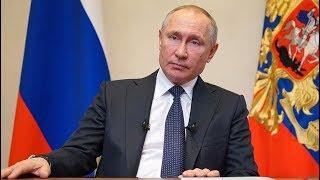 Фото Выступление Владимира Путина перед началом совещания с правительством. Полное видео