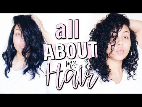 MY COMPLETE HAIRCARE ROUTINE 2018 | HACKS FOR HEALTHY & VOLUMINOUS HAIR | Page Danielle