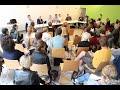 Débat politique Coordination Sociale de Schaerbeek 12 juin 2018