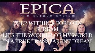 EPICA - The Solace System (Lyrics)