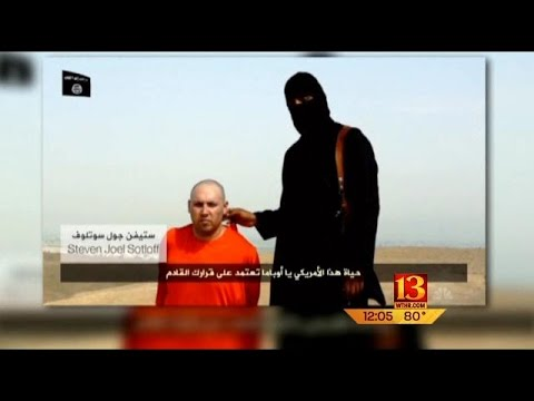ISIS executes American journalist
