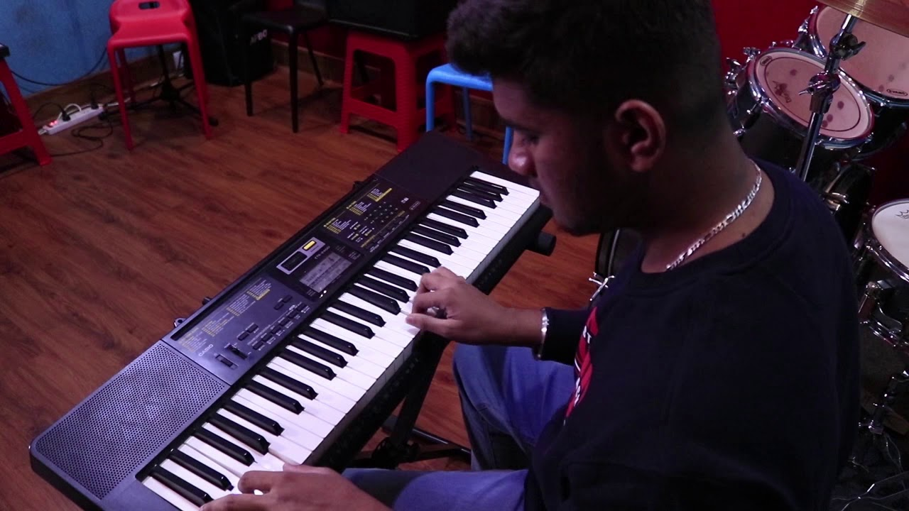 Love Marriage Piano Cover   Preet Bandre   Unplugged