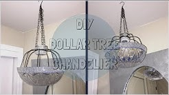 $6.00 DIY Dollar Tree Lamp/Chandelier