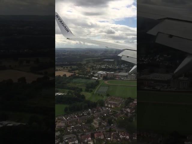 El peor aterrizaje de sus vidas: los pasajeros de este avión 'vieron la muerte'