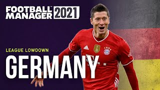 FM21 Guide To Germany FM21 Save Ideas FOOTBALL MANAGER 2021 FM21 Teams To Manage