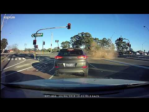 Australian Car Crash / Dash Cam Compilation 21