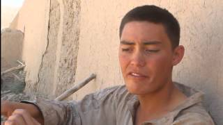 This Is My Life In Afghanistan - Marine Lance Cpl. Geoffrey West