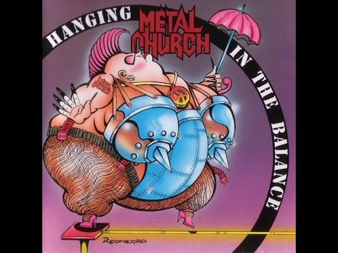 Metal Church - Hanging in the Balance [Full Album] (1993)
