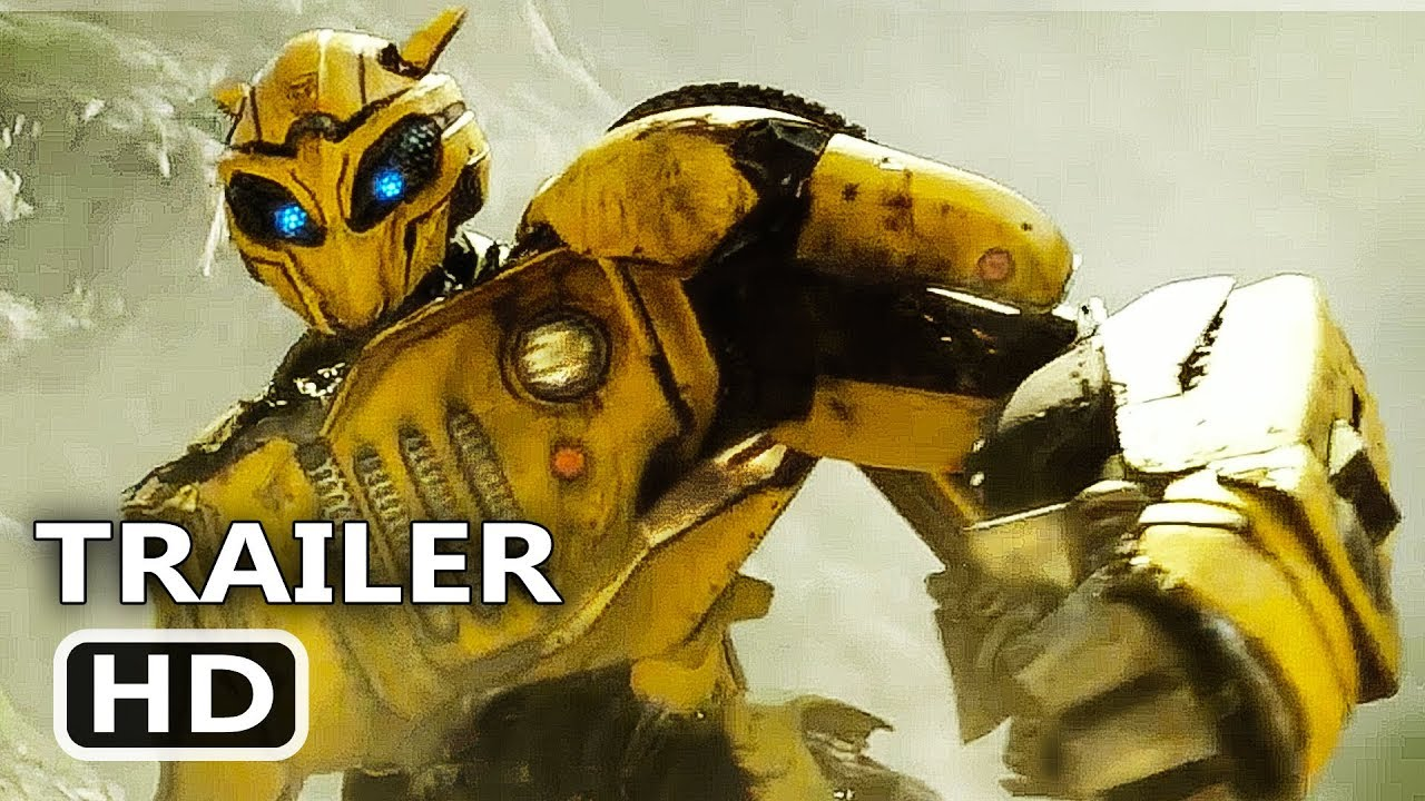 Bumblebee Official Trailer 2018 John Cena Transformers Movie Hd