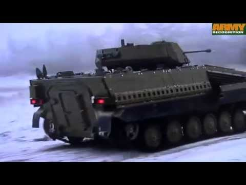 Sakal IFV Armoured Infantry Fighting Vehicle modernized upgraded BVP-2 BMP-2 Czech Slovak industry
