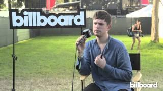 James Blake LIVE and Q&A at Bonnaroo 2014