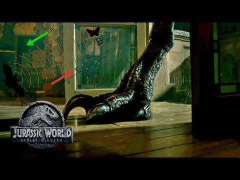 Download Youtube: Stealthy Movement & Echolocation - Indoraptor's Abilities   Jurassic World 2
