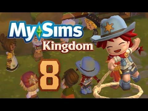 MySims Kingdom [Let's Play] ☆08☆ - Rusty wird gut
