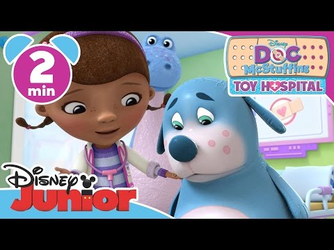 Doc McStuffins: Toy Hospital   Bye Bye Bouncy Boo-Boos   Disney Junior UK