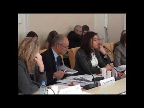 Обсуждение в Общественной Палате РФ изменениий в ФЗ «О статусе судей в РФ»