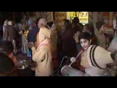 Vrndavan Gurupuja on Bhaktisiddhanta's Appearance Day