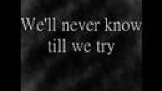 Lifehouse - We'll Never Know
