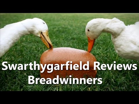 Swarthgarfield Reviews: Breadwinners