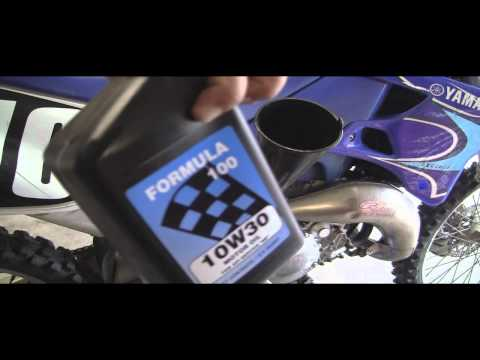 YZ125 Part 37: 2 Stroke Filter, Seat, Oil & Coolant