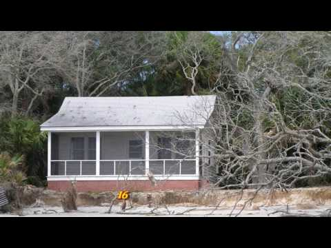 Bon Hunting Island State Park Has Reopened: Tour Cabin Road To See How II  Looked In 2008