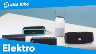 Jak vybrat bezdrátový bluetooth reproduktor | Alza Tube - elektro