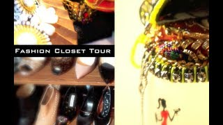 Closet Tour: Fashion Organizations of Clothing Items, Accessories, Jewelries, Handbags, and Shoes Thumbnail