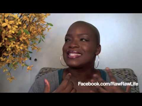 Juice Fasting - Getting Past the Hunger and Cravings | Carla Douglin, Raw Raw Life