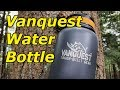 Vanquest 32 oz Water Bottle - 24 Hours of Coldness!