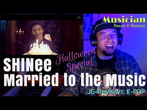 MUSICIAN Reacts & Reviews 'SHINee - Married to the Music' | JG-REVIEWS: K-POP