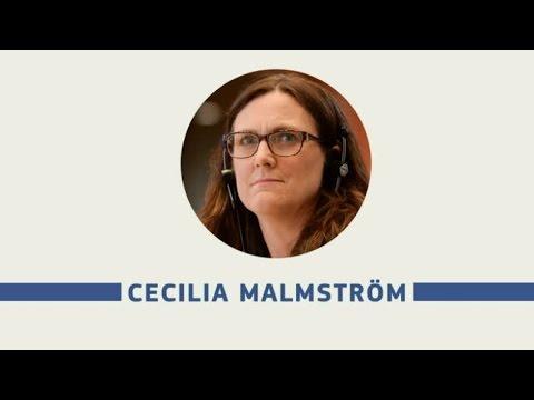 Cecilia Malmström: Trade