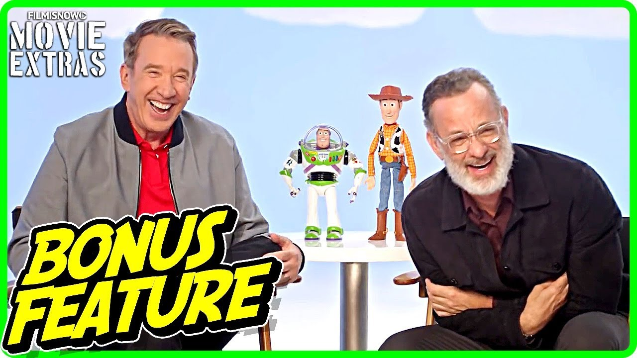 TOY STORY 4 | Best Friends 4 Ever with Tom Hanks & Tim Allen