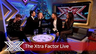 X Factor Winner Matt Terry talks with Matt and Rylan! | Xtra Factor Live 2016