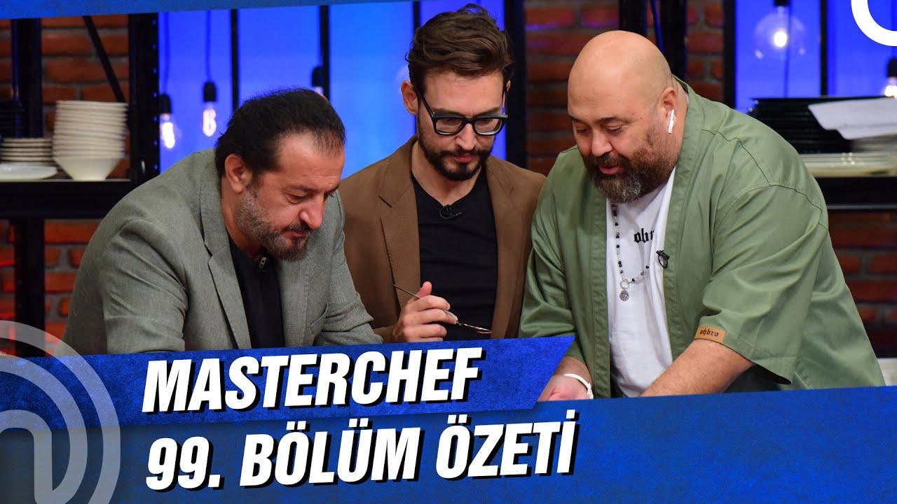 MasterChef Türkiye 99. Bölüm Özeti | NEFES KESEN MÜCADELE