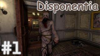 Amnesia Disponentia #1 - ДОМ КОШМАРОВ