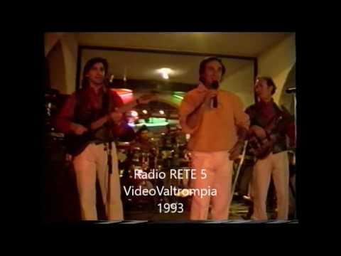 FRANCO BASTELLI ospite di RADIO RETE 5 al CHAPLIN