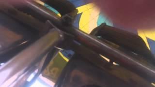 видео полет на воздушном шаре в подарок