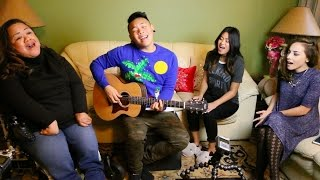 Have Yourself A Merry Little Christmas ft. Cassie Simone, Kumi, & Alyssa Navarro | AJ Rafael